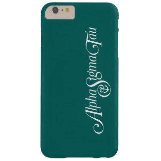 Alpha Sigma Tau Logo No Tagline 2 Barely There iPhone 6 Plus Case
