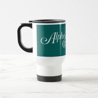Alpha Sigma Tau Logo No Tagline 2 Travel Mug