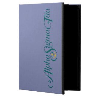 Alpha Sigma Tau Logo No Tagline iPad Air Cover
