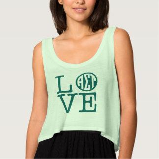 Alpha Sigma Tau Love Tank Top