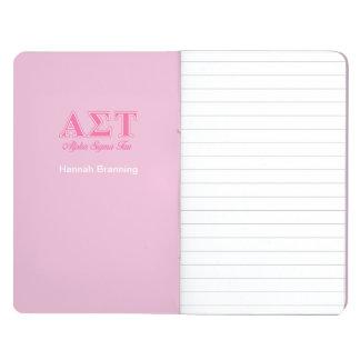 Alpha Sigma Tau Pink Letters Journal