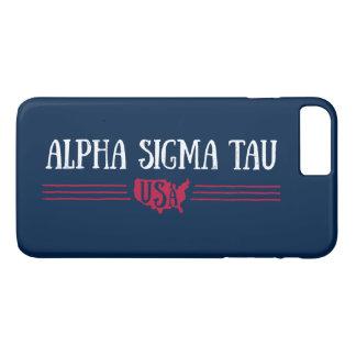 Alpha Sigma Tau USA iPhone 8 Plus/7 Plus Case
