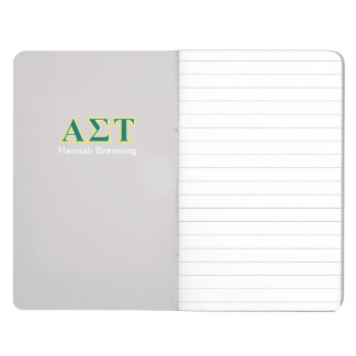 Alpha Sigma Tau Yellow and Green Letters Journal