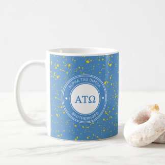 Alpha Tau Omega | Badge Coffee Mug