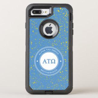 Alpha Tau Omega | Badge OtterBox Defender iPhone 8 Plus/7 Plus Case
