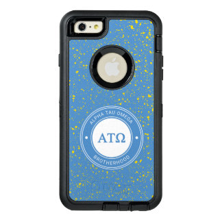 Alpha Tau Omega | Badge OtterBox Defender iPhone Case