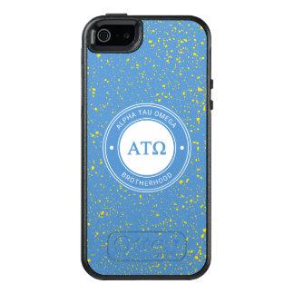 Alpha Tau Omega | Badge OtterBox iPhone 5/5s/SE Case