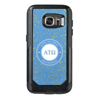 Alpha Tau Omega | Badge OtterBox Samsung Galaxy S7 Case