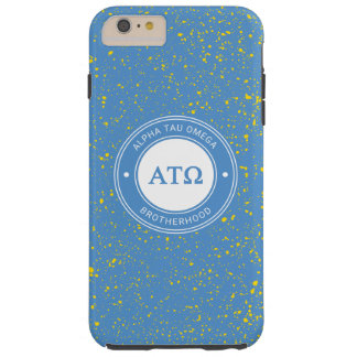 Alpha Tau Omega | Badge Tough iPhone 6 Plus Case