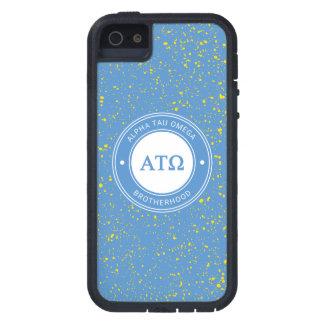 Alpha Tau Omega | Badge Tough Xtreme iPhone 5 Case