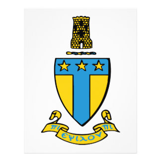 Alpha Tau Omega Color Crest Flyer