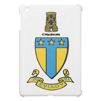 Alpha Tau Omega Color Crest iPad Mini Cases