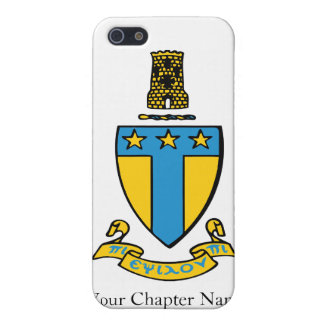 Alpha Tau Omega Color Crest iPhone 5/5S Case