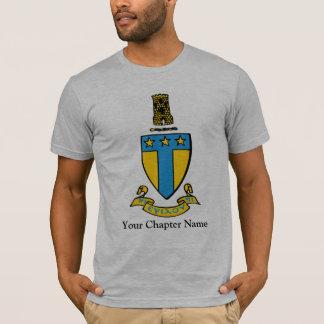 Alpha Tau Omega Color Crest T-Shirt