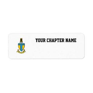 Alpha Tau Omega Colour Crest