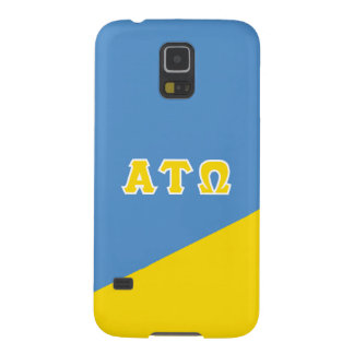 Alpha Tau Omega | Greek Letters Galaxy S5 Case