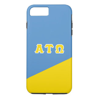 Alpha Tau Omega | Greek Letters iPhone 8 Plus/7 Plus Case
