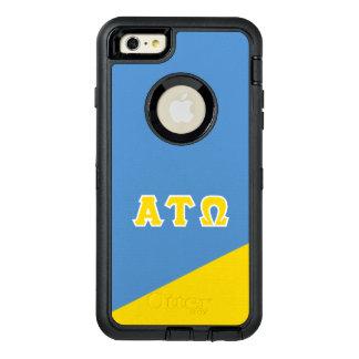 Alpha Tau Omega | Greek Letters OtterBox Defender iPhone Case