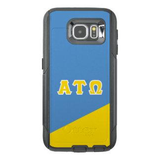 Alpha Tau Omega | Greek Letters OtterBox Samsung Galaxy S6 Case
