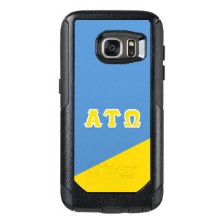 Alpha Tau Omega | Greek Letters OtterBox Samsung Galaxy S7 Case