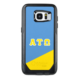Alpha Tau Omega | Greek Letters OtterBox Samsung Galaxy S7 Edge Case