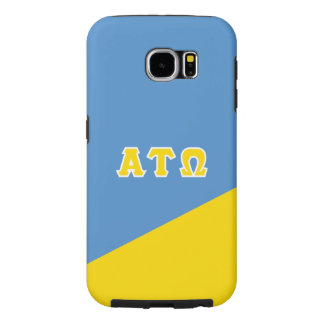 Alpha Tau Omega | Greek Letters Samsung Galaxy S6 Cases