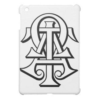 Alpha Tau Omega Interlocked Letters Cover For The iPad Mini
