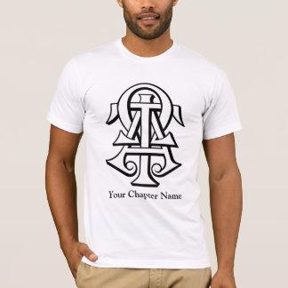 Alpha Tau Omega Interlocked Letters T-Shirt