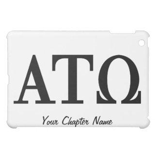 Alpha Tau Omega Letters Cover For The iPad Mini