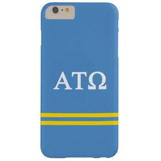 Alpha Tau Omega   Sport Stripe Barely There iPhone 6 Plus Case