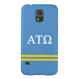 Alpha Tau Omega | Sport Stripe Cases For Galaxy S5