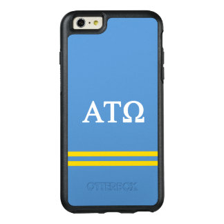 Alpha Tau Omega | Sport Stripe OtterBox iPhone 6/6s Plus Case