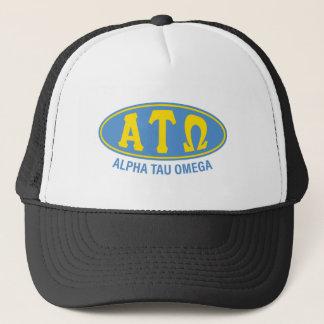 Alpha Tau Omega | Vintage Trucker Hat