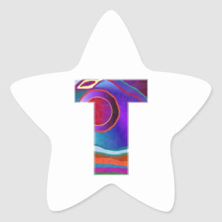 ALPHA TTT Alphabet Identity ID Initial Name Refer Star Stickers