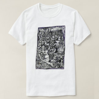Alpha Warrior, by Brian Benson T-Shirt
