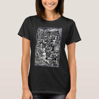 Alpha Warrior, by Brian Benson. T-Shirt