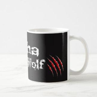 Alpha Wolf - Claw Coffee Mug