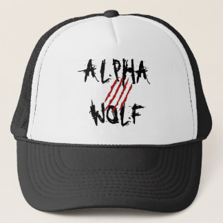 Alpha Wolf Claw Trucker Hat