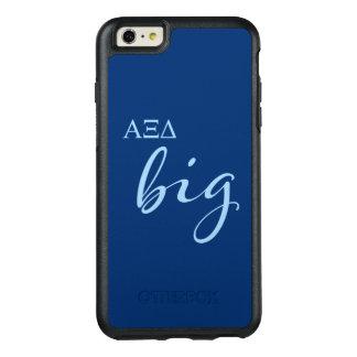 Alpha Xi Delta Big Script OtterBox iPhone 6/6s Plus Case