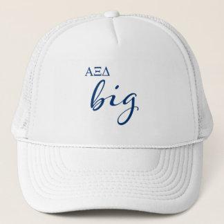Alpha Xi Delta Big Script Trucker Hat