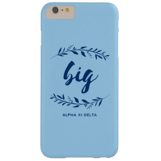 Alpha Xi Delta Big Wreath Barely There iPhone 6 Plus Case