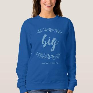 Alpha Xi Delta Big Wreath Sweatshirt