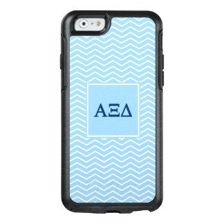 Alpha Xi Delta | Chevron Pattern OtterBox iPhone 6/6s Case