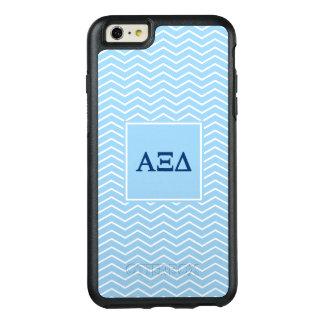 Alpha Xi Delta | Chevron Pattern OtterBox iPhone 6/6s Plus Case