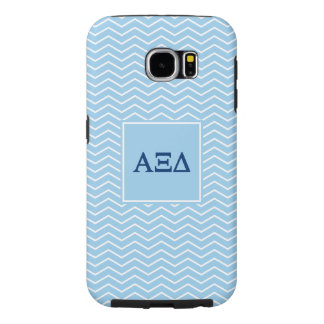Alpha Xi Delta | Chevron Pattern Samsung Galaxy S6 Cases
