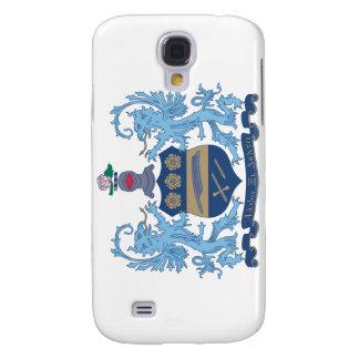 Alpha Xi Delta Crest Color Galaxy S4 Case