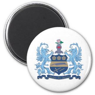 Alpha Xi Delta Crest Color Magnet
