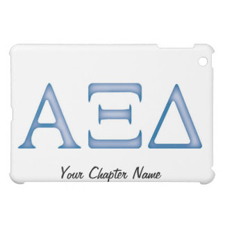 Alpha Xi Delta Letters Case For The iPad Mini