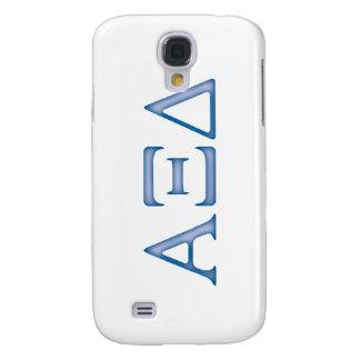 Alpha Xi Delta Letters Galaxy S4 Case
