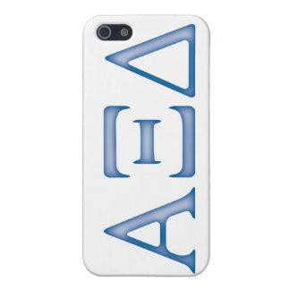 Alpha Xi Delta Letters iPhone 5/5S Case